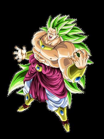Broly Dbz Wiki Dragon Ball Fandom