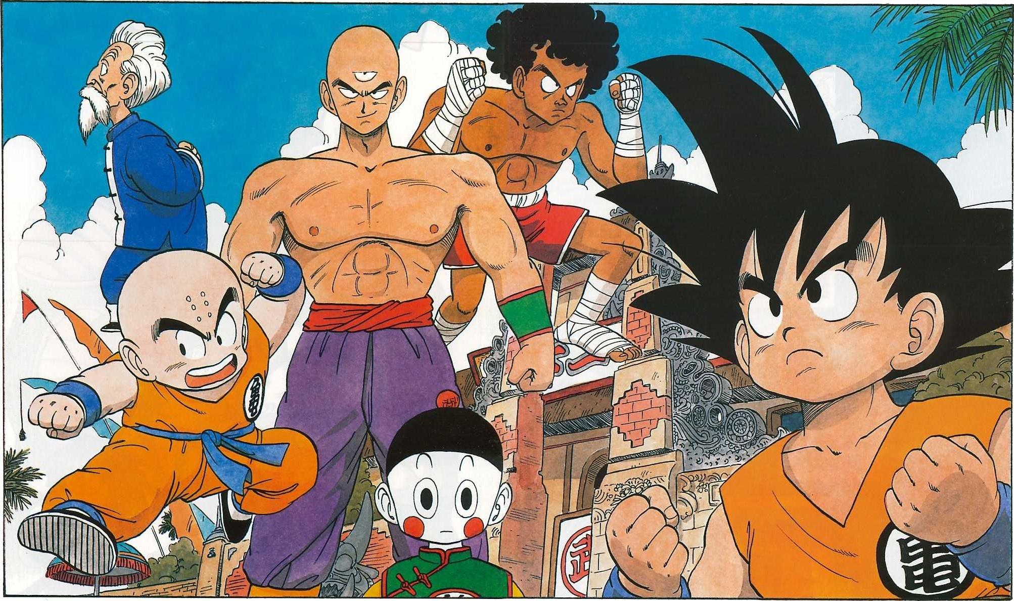 Saga del 22° Torneo Tenkaichi