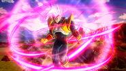 Super Baby 2 aura explosiva XV2