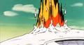 Zarbon's Mission - Vegeta's Ki explosion