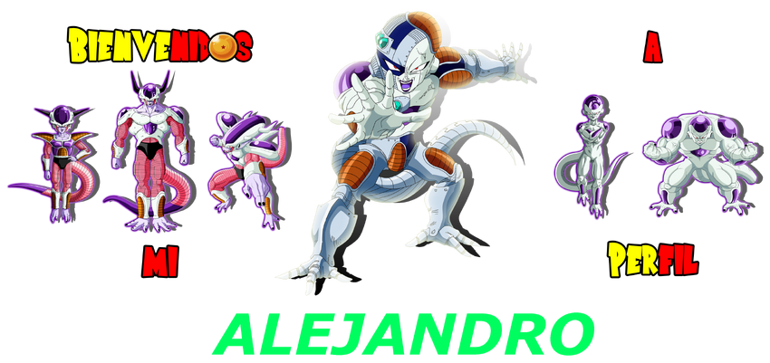 Bienvenida alejandro
