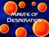 Minute of Desperation