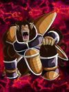 Dokkan Battle Atrocious Crackdown Raditz (Great Ape) cards (Great Ape Mode Raditz UR)