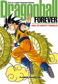 Dragon Ball Forever guide book
