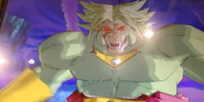 Emerald Great Ape Broly screen