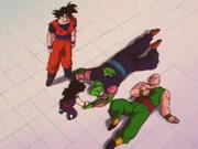 Goku salva Tensing