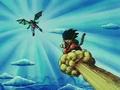 Goku vs Tambourine