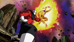 Jiren is freeza