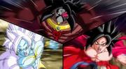 Mira Broly Xeno Goku