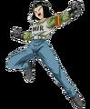 N°17 (Artwork) (Survie de l'Univers) (Super Dragon Ball Heroes)