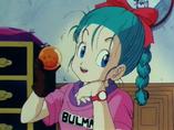 Première apparition de Bulma
