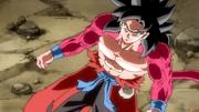 Son Gokû - Xeno (Super Saiyan 4)