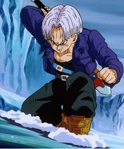 Sword Trunks-74768
