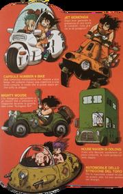 Dragon Ball Q&A 01