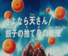 Dragon Ball Z ep. 24 - titolo giapponese