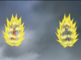 Son Goku vs. Trunks del Futuro Alternativo (DBS)