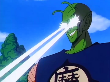 Image result for Anime character lasers