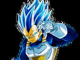 Super Saiyan Dios Super Saiyan Evolución