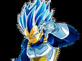Super Saiyan God Super Saiyan Évolué