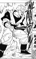Son Gohan du Futur - Super Saiyajin (Manga)