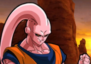 Super buu futuro alternativo con gohan absorbido
