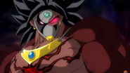 Time Breakers Broly - Xeno