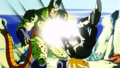 VegetaSuperSaiyanVsSemiPerfectCell01