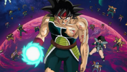 Cañon espiritu final episodio bardock