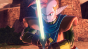 DBXV2 Tapion (Extra Pack 1 DLC) Brave Sword Attack - Hero's Sword Unsheathed (Ultimate Skill)