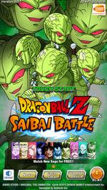 Dragon Ball Z Saibai Battle