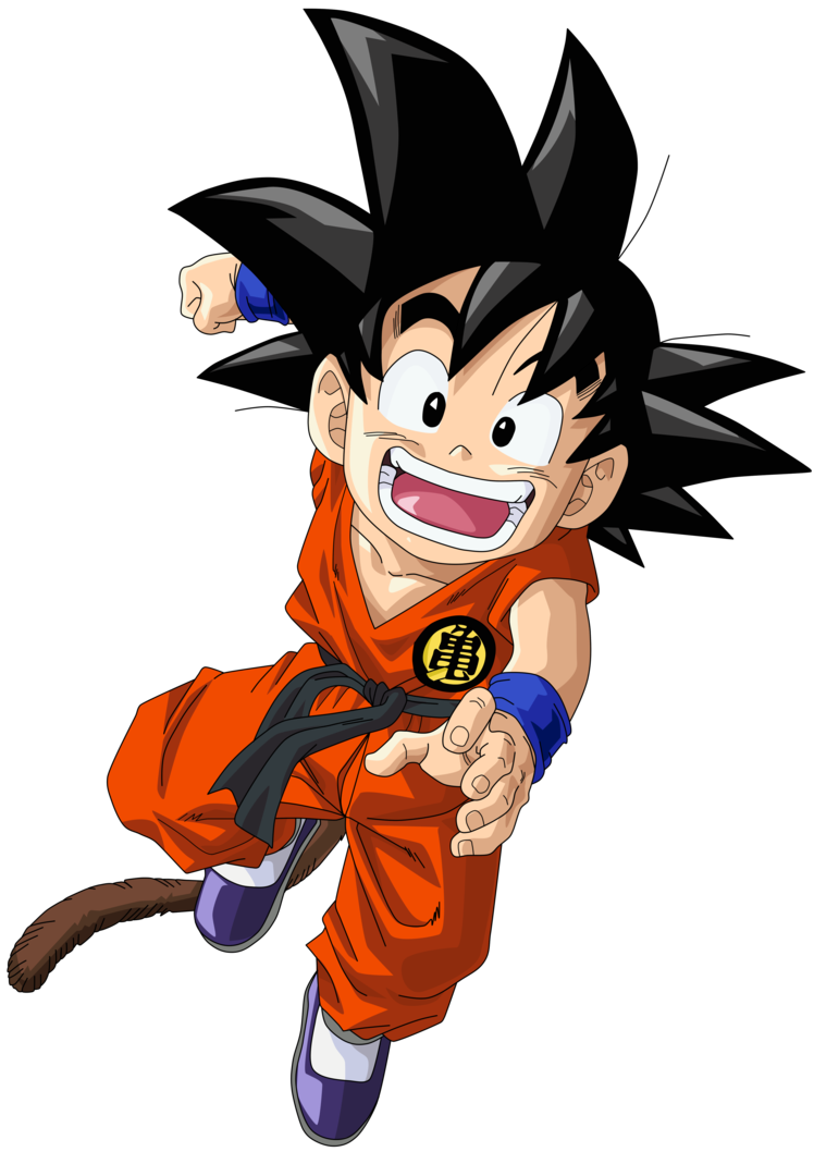 Image kid dragon ball wiki fandom powered - Sangoku sangohan ...