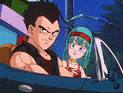 Vegeta and Bulla together