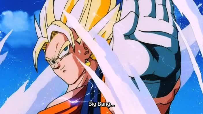 Talkfinal Impact Dragon Ball Wiki Fandom Powered By Wikia