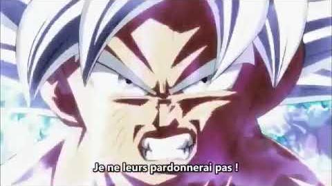 Gokû Miggate No Gokui en colère !!
