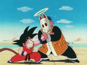Goku contro Son Gohan
