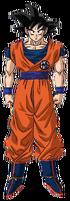 Goku dbz bog