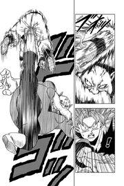 Toppo contro Son Goku - manga