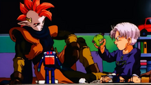 Trunks et Tapion-0