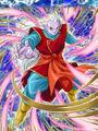 Dokkan Battle Unforeseen Fusion Kibito Kai card (Potara Fusion Kibito Kai SR-SSR)