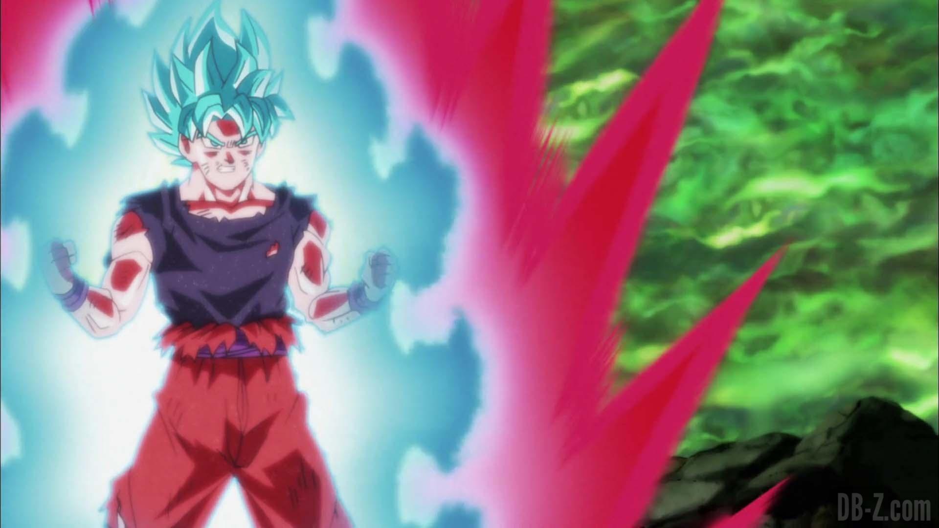 Super Saiyan Blue Kaio Ken Dragon Ball Wiki Fandom