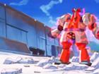 Super Mega Cañón Sigma aumentando su poder