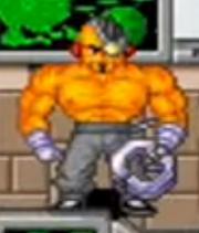 Ultra Bio Mech Warlord