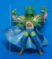 Banpresto Zarbon Transforms figure