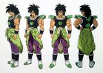 Broly Armor