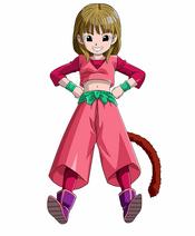 DBH Hero Avatar (Female Saiyan) Akina Minami (Special Female Saiyan Hero Avatar)