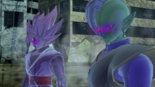 DBXenoverse2-Black and Zamasu Supervillain Mode