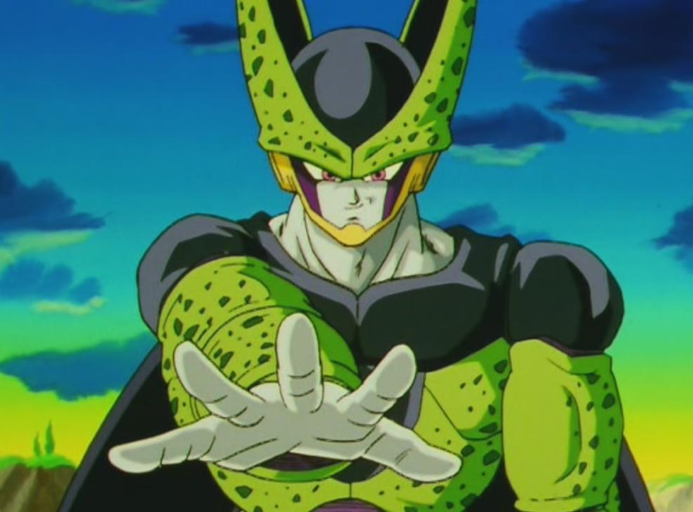 Perfect Cell Saga  Dragon Ball Wiki  FANDOM powered by Wikia