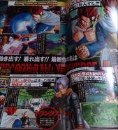 Dragon Ball Xenoverse Chico misterioso revelado