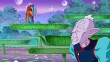 Ro Kaio Shin Battle of Gods