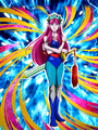Dokkan Battle Boss Melee Card Artwork